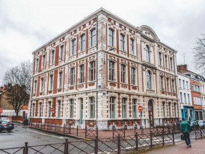 Lille – Place de l'Arbonoise